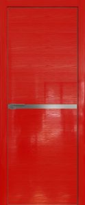11STK Pine Red glossy мат. кромка AL молдинг