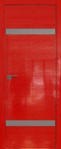 3STK Pine Red glossy мат. кромка ст.серебро мат.лак