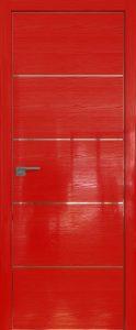 7STK Pine Red glossy мат. кромка AL молдинг