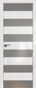 8STK Pine White glossy ст.серебро мат.лак