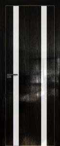 9STK Pine Black glossy ст.белый лак