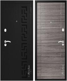 Стандарт Дуб серый М202