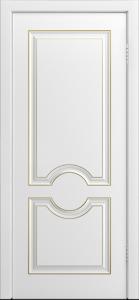 Арго-Ф Белая эмаль патина золото