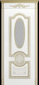 ГАРМОНИЯ B3 Белая Эмаль пат. белое золото ст. Шелкография