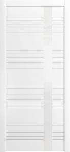 Корсо ЛП-14 Б Эмаль Белая ст.Белый лак