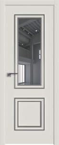 53E ДаркВайт зеркало багет серебро глянец кромка ABS