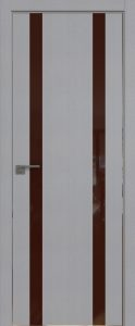 9STK Pine manhattan grey мат.кромка ст.коричневый лак