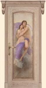 Селена фреска «Похищение»