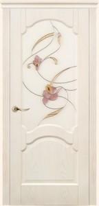 Барселона витраж «Орхидея»