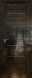 2.07STP Pine Black glossy AL молдинг